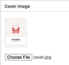 Adding a cover