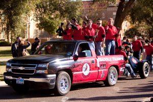 Image of Saddle Tramps, a student organization at Texas Tech.