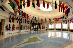 Image of Texas Tech International Cultural Center. This is one of several resources on campus for diversity.